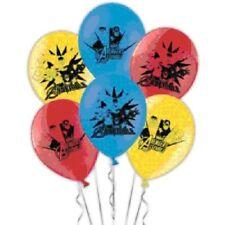 "Avengers Assemble Latex Balloons 11"" 6pk"