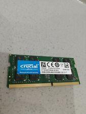 Crucial 16GB DDR4-2400 SODIMM Memory Module