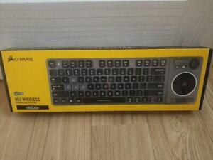 Corsair K83 Wireless Entertainment Keyboard White LED English Array Ki-Board