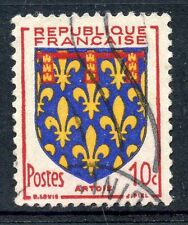 TIMBRE de FRANCE OBLITERE N° 899 BLASON ARTOIS / Photo non contractuelle