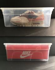 Trainer Stackable Plastic Storage Shoe Box