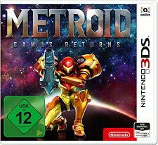 Metroid: Samus Returns (New Nintendo 3DS, 2017)