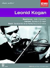 Leonid Kogan (DVD, 2003)