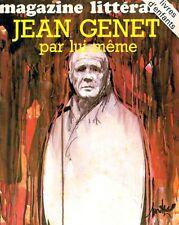 Magazine littéraire n° 174-juin 1981-Jean Genet-Livres d'enfants