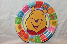 New In Package Winnie The Pooh Faces Dessert Plates Party Supplies