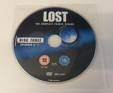 LOST - Season 4 – Disc 3 - Episodes 8-11 - Region 2 - Replacement DVD DISC ONLY