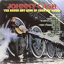 Rough Cut King of Country Music by Johnny Cash (Vinyl, Apr-2012, 2 Discs, Doxy Records)