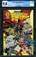 SPLITTING IMAGE 80-PAGE GIANT #1 - FIRST PRINT - CGC 9.8 - SOLD OUT - HOT