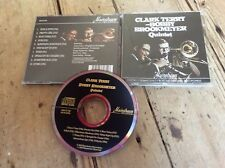 Clark Terry-Bobby Brookmeyer Quintet CD Album- Jazz- Rare- Mainstream Records