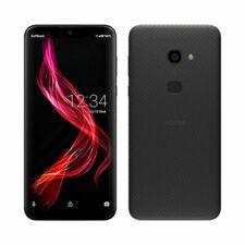 SHARP AQUOS ZERO 801SH SH-M10 Carbon Android Phone New Unlocked Japan version
