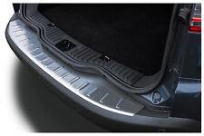 Edelstahl Ladekantenschutz für Ford S-Max Abkantung 5 Jahre Garantie 2006-2010