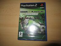 Hawk Kawasaki Racing - PlayStation 2 PS2 - New & Sealed pal version