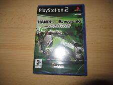 Hawk Kawasaki course - Playstation 2 PS2 - Neuf et scellé version PAL