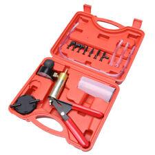 Car Auto Hand Held Vacuum Pistol Pump Brake Bleeder Adaptor Fluid Test Tool