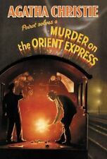 Murder on the Orient Express Facsimile Edition by Agatha Christie (2015, Hardcover)