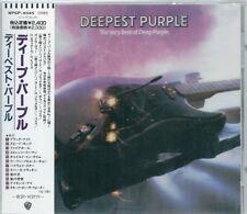 Deep Purple The Very Best of Deep Purple Japan CD w/obi WPCP-4545