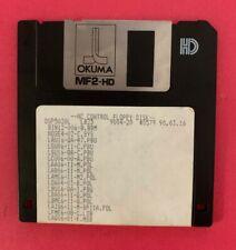 Okuma LB25 NC Control Floppy Disk OSP5020L | #4544