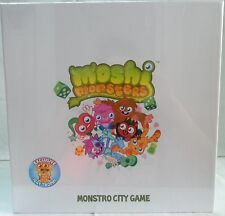 Moshi Monsters Moshi Monstro City Board Game - 1 IGGY trophy, 6 playing figures