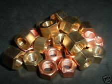 MANIFOLD NUTS MINI MK1 MK2 ESCORT CROSSFLOW PINTO ESSEX CAPRI CORTINA HOTROD RS