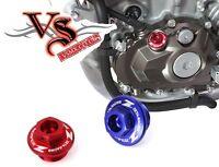 ZETA Engine Oil Filler Plug BLUE YAMAHA YZ YZ85 YZ125 98-12 YZ250 WR250 YFZ450