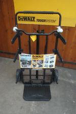 DEWALT TOUGH SYSTEM TROLLEY 1 70 324 + DS400 TOUGH CASE NO TRAY OR RACK