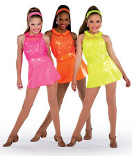 I Love It Pink Dance Costume by A Wish Come True Large Adult Size