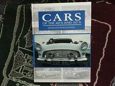 CARS OF THE 40's & 50's: BRITISH & IMPORTED MODELS -1993 HB BOOK EXPRESS REVIEWS