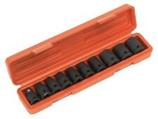 SEALEY TOOLS HEAVY DUTY IMPACT TORX STAR FEMALE SOCKET SET E10 > E24 1/2 DRIVE