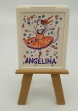 American Girl Doll Angelina Ballerina Stand Up Sign from Stage Accessories Set