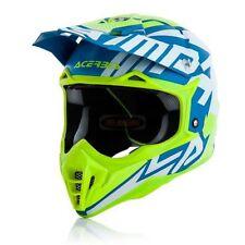 Acerbis Fibreglass Helmets with DD-Ring Fastening
