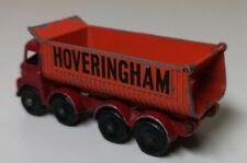 Matchbox Moko Lesney 17d Foden Hoveringham Tipper vintage diecast