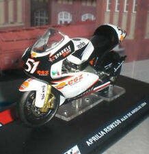 ALTAYA MOTO BIKE APRILIA RSW 250 #51 ALEX De ANGELIS 2004 DIECAST METAL 1:24 NEW