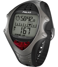 POLAR RS400 Heart Rate Monitor Watch w/Chest Strap Running Computer Unisex w/Box