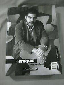 ENRIC MILLARES 1983-2000 EL CROQUIS:30+49/50+72(II)+100/101 ARQUITECTURA