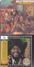 BILLY PRESTON - 8 SHM -CD japan MINI LP box set