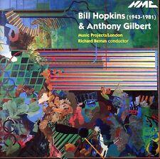 Music Projects Londo - Anthony Gilbert Bill Hopkins [New CD] UK - Import