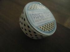 RUBAN ADHESIF - POIS NOIRS - dimensions 250 cm * 1,5 cm