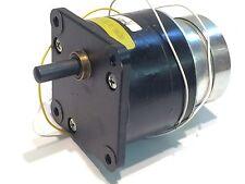 Berger Lahr RSM50/8VK 220V motor síncrono de 375 RPM y 1:25 Caja de engranajes ad1L2