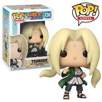 Lady Tsunade Official Naruto Anime Funko Pop Vinyl Figure Collectables