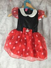 Disney Minnie Mouse Halloween Costume. Sz. 2t Adorable! L30