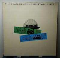 Beatles - Live At The Hollywood Bowl - UK 1st pressing - 1977 - LP vinyl