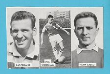 FOOTBALL - D.C. THOMSON -  CUP - TIE  STARS  OF  ALL  NATIONS  CARD  (N) -  1962