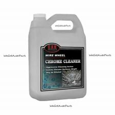 C.A.R. Products Wire Wheel 130 Chrome Cleaner Brake Dust Remover 1 Gallon 128oz