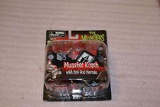 Munster Koach The Munsters Mini Munsters Hot Rod Herman Diamond Select Toys