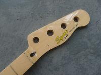 Fender Squier Classic  Precision Bass Maple NECK