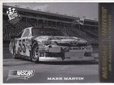 2013 Press Pass Black Proof #76 Mark Martin