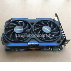 GIGABYTE NVIDIA GeForce GTX960 2GB DDR5 DP/DVI/HDMI PCI-Express Video Card