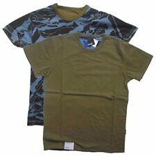 Nueva Camisa de camuflaje Arcus Snowboards Reversible Camiseta Camiseta-Para Hombres Talla Pequeña