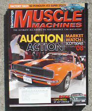 Hemmings Muscle Machine April 2008 Vol. 5 Issue 7