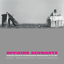 OFFICINE SCHWARTZ Colonna sonora di Remanium Dentaurum CD+DVD Ristampa 2016 New!